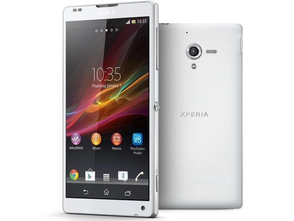 Xperia ZL Sony Xperia ZL to be released in Europe in April; priced at €599