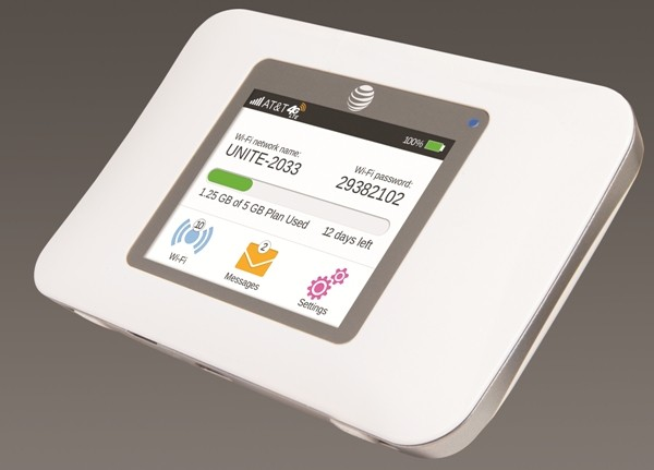 att unite hotspot AT&T Unite LTE Hotspot Release Date set to February 8th; pricing $0.99