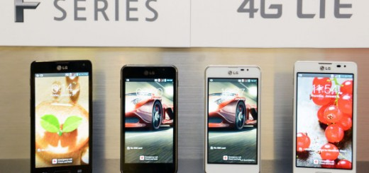 LG announces Optimus F7 and F5 LTE Smartphones