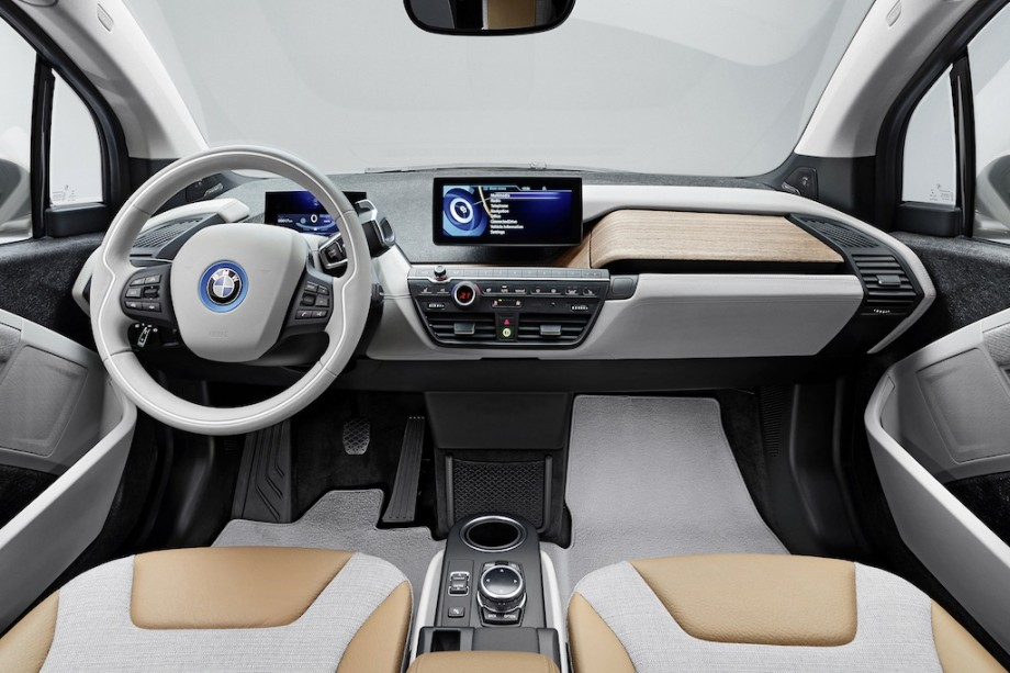 Production Model of the BMW i3 unveiled