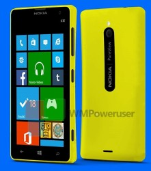 Nokia Lumia 729 for Verizon leaks; reportedly features PureView
