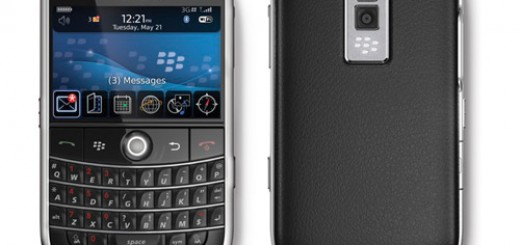 Touch Screen from Blackberry falls up short against Apple