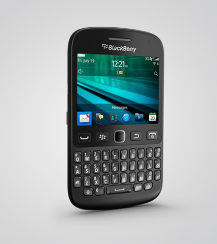 BlackBerry launches QWERTY BlackBerry 9720