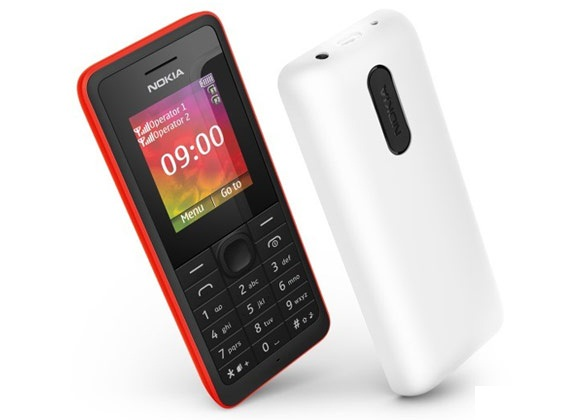 Nokia 106 and 107 Dual-SIM Phones announced; releasing in Q3
