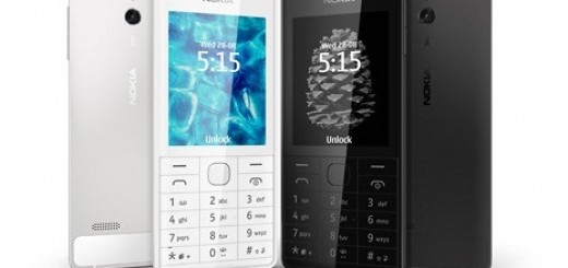 Nokia announces Nokia 515 Dual-SIM featurephone
