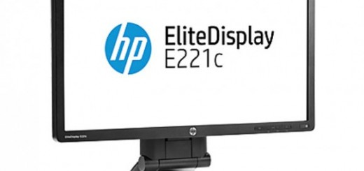 HP launches EliteDisplay E221c; pricing $219