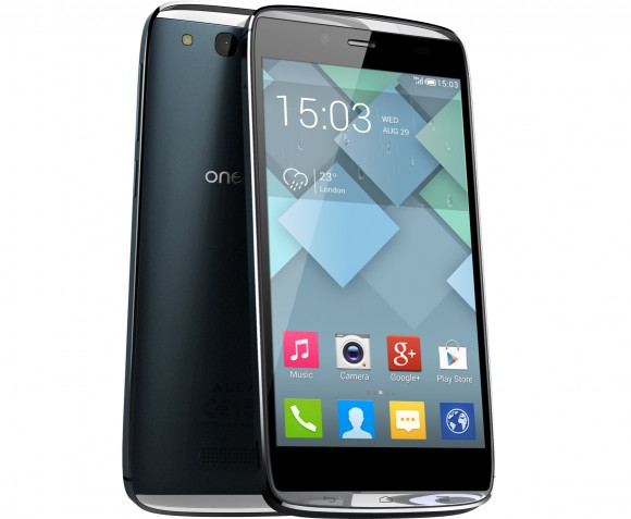 Alcatel one touch idol alpha Alcatel One Touch Idol Alpha and mini announced