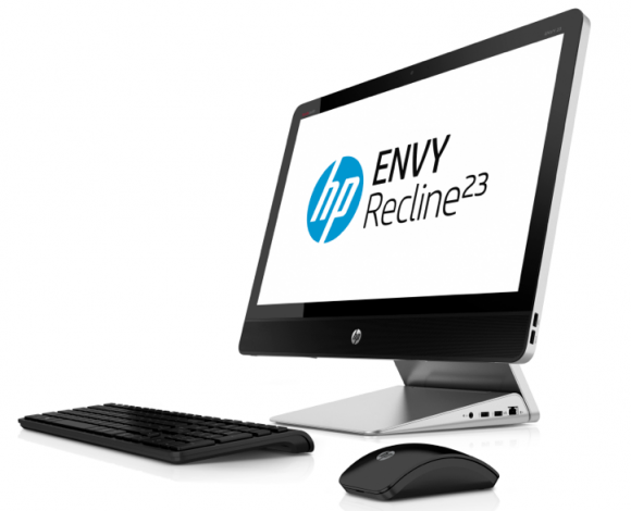 HP Envy Recline AIO 23 01  HP Envy Recline 23 and 27 TouchSmart All in One announced; Specs and Price