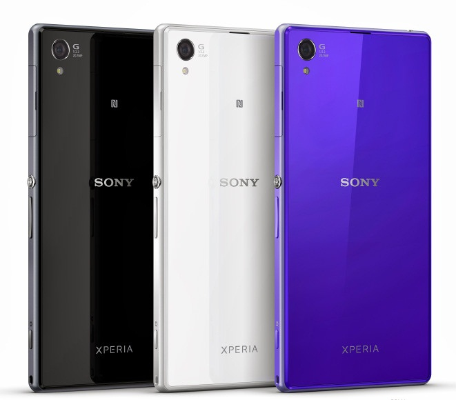 Sony Xperia Z1 goes official with 20 MP Camera; QX100 & QX10 Lens Cameras too