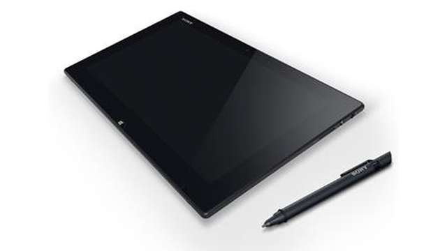 Sony vaio tap 11 Windows 8 Tablet Sony announces Vaio Tap 11 Windows 8 Tablet PC