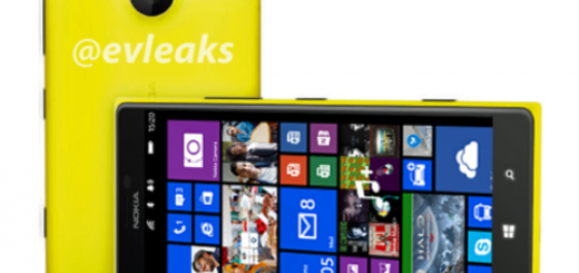 Alleged Press Shot of Nokia Lumia 1520 spotted on Twitter