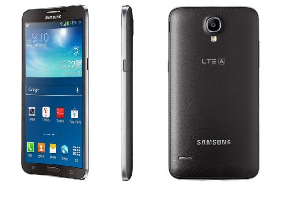 Samsung Galaxy Round announced; Full Specs and Price