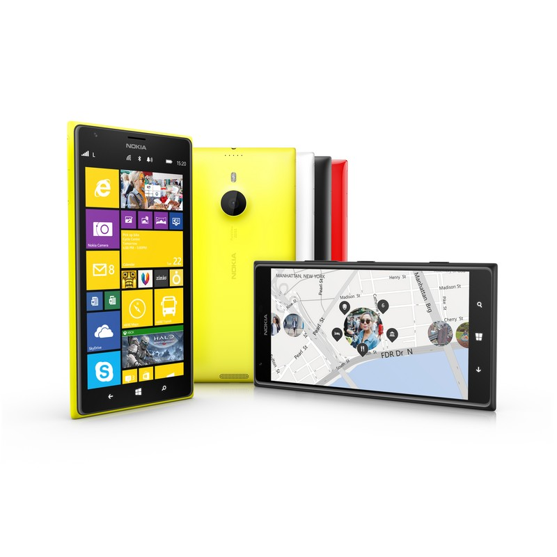 Nokia Lumia 1520 goes official; features 6″ Full HD display, quad-core processor and more