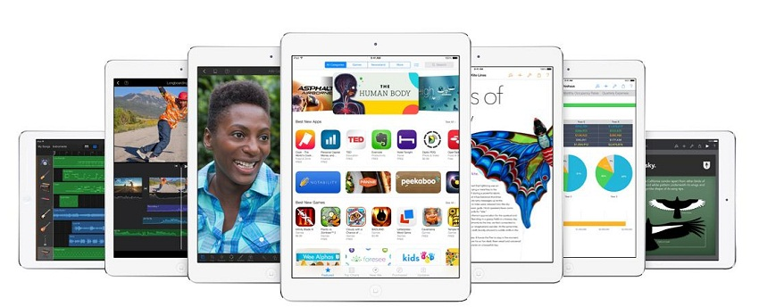 Apple iPad Air Full Specs