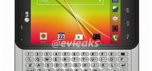 T-mobile LG Optimus F3Q press shot spotted