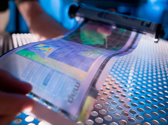 Flexible Displays to go mainstream starting the next year, Researcher