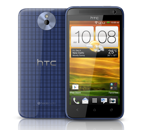 HTC announces dual-SIM version of HTC Desire 501 in India