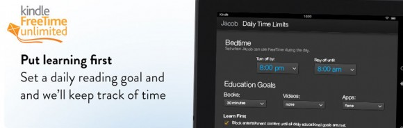 Amazon Kindle FreeTime app to get update; brings new Educational features