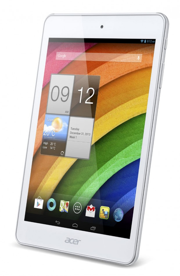 Acer  Iconia A1-830 Tablet; Specs and Price