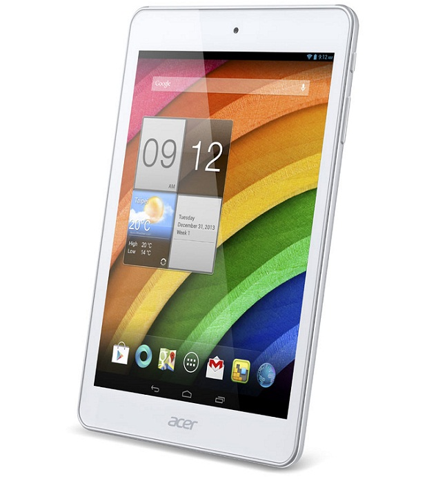 Acer Iconia A1-830 full Specs