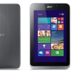 Acer to release Iconia W4 Win8 Tablet late January; Specs and Price