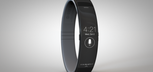 Alluring iWatch Concept Design by Todd Hamilton