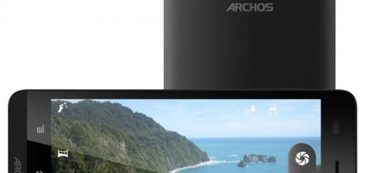 Archos announces 45, 50 Helium Phones; Specs and Price