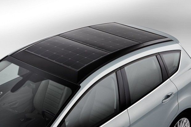 Ford C Max Solar Energy Concept small 620x412 Ford to unveil C Max Solar Energi Concept at CES 2014