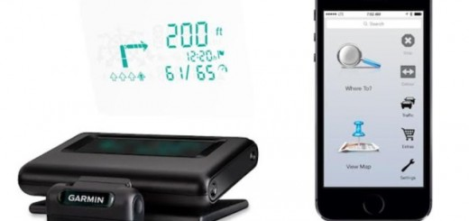 Garmin HUD+ with Navigation App; pricing $179.99