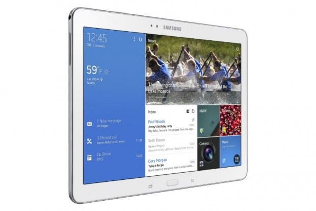Samsung Galaxy Tab PRO 10.1 03 620x413 Samsung Galaxy Note and Tab Pro 8.4, 10.1 and 12.2 announced at CES 2014