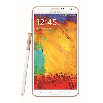 Samsung Galaxy Note 3 Rose Gold exclusive on Verizon