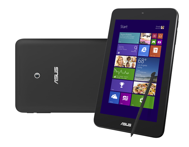 Asus VivoTab Note 8 features Digitizer Stylus and modest Specs; pricing £300