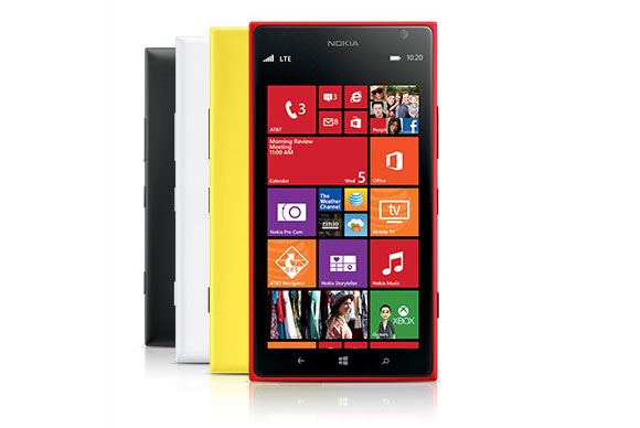 AT&T to offer 32GB Lumia 1520 stating January 10