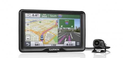 Garmin nüvi 2798LMT Navigation System with backup Camera; pricing $399.99