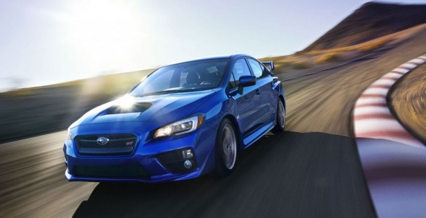2015 Subaru wrx sti 01 620x317 Subaru announces pricing of 2015 WRX and WRX STI Models