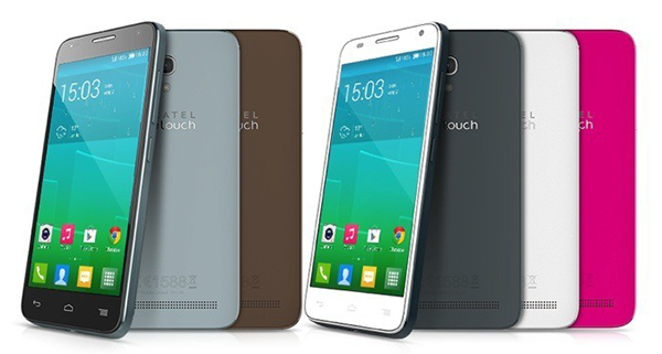Alcatel Idol 2, Idol 2 Mini & OneTouch Pop Fit unveiled; Specs and Price