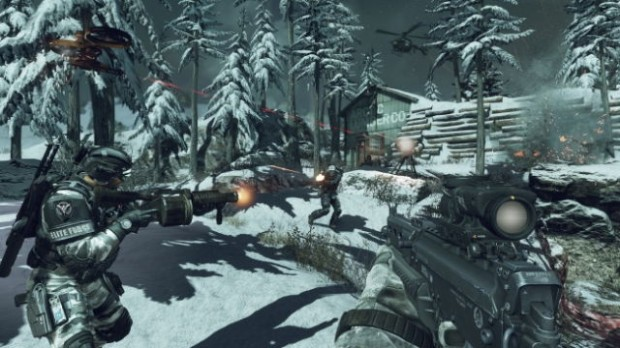 Call of Duty Ghosts Onslaught 620x348 Call of Duty : Ghosts Onslaught DLC Pack for PS4, PS3 and Windows PC release Date February 27; pricing $15