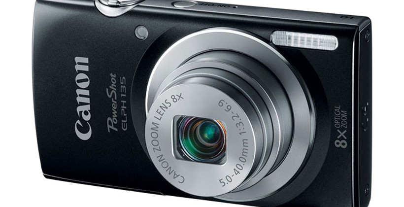 Canon launches PowerShot ELPH 150 IS, 140 IS and 135; Specs and Price