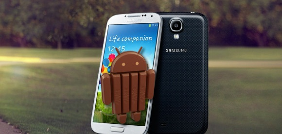 Korean Galaxy S LTE-A gets Android 4.4 KitKat update
