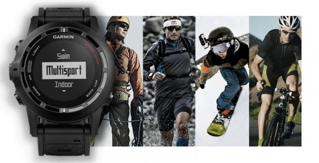Garmin fenix 2 620x317 Garmin Fenix 2 Multisport GPS Watch unveiled, Specs and Price