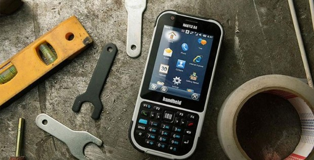 Handheld announces Nautiz X4 rugged Handheld Computer for Mobile Workers