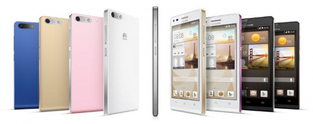 Huawei Ascend G6 & MediaPad M1 announced; Specs & Price