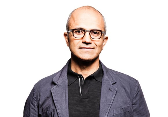 Satya Nadella, the new Microsoft CEO, Bill Gates to spend more time at Microsoft