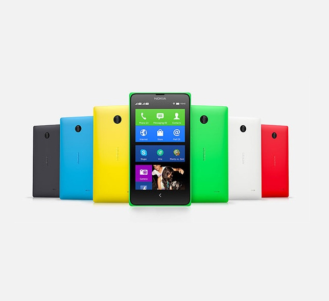 Nokia X+ full Specifications