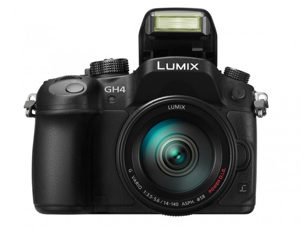 Panasonic announces Lumix DMC-GH4 DSLM 4K Digital Camera