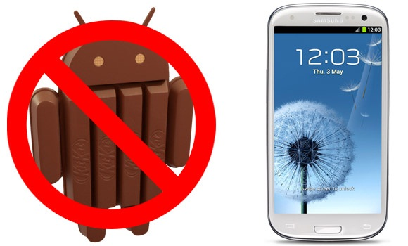 List of Samsung Galaxy Devices to get Android 4.4 KitKat Update, Galaxy S III missing