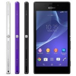 Sony Xperia Z2 and M2 announced; Specs and Price