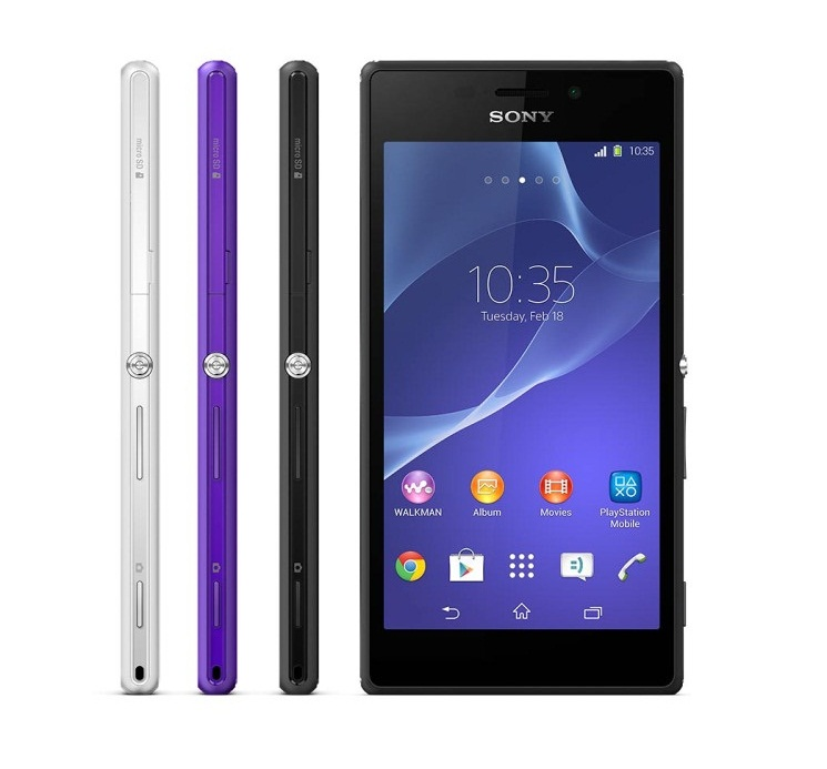 Sony Xperia M2 full Specifications