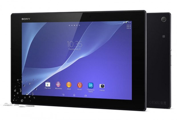 Sony Xperia Z2 Tablet official with Specs; releasing in March