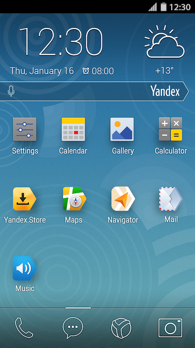 Yandex launches Fee-Free Android Firmware Yandex.Kit with Apps and Alternative Services